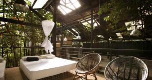 ۷ خانه درختی پنهان در طبیعت مالزی 