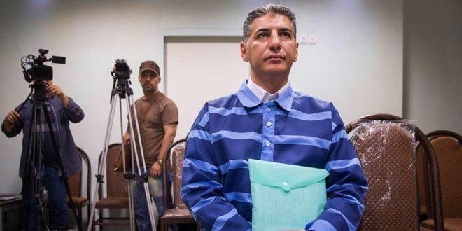دادگاه جعبه سیاه گروه بابک زنجانی (داتو ایرانی مقیم مالزی) برگزار شد