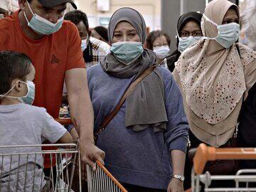 اعتراض به دستور پوشش حجاب اجباری زنان مالزی حتی در خانه