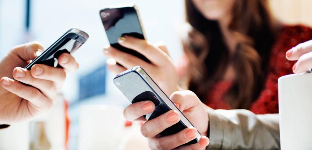 تلفن های همراه