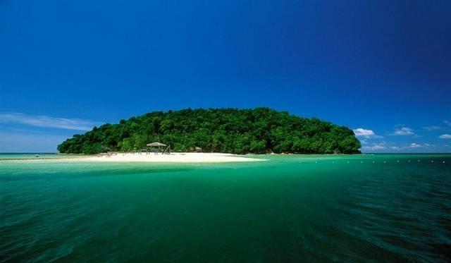 جزایر شادمان در مالزی