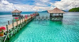 ده جزیره دیدنی در مالزی