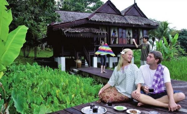 آرامش در مالزی