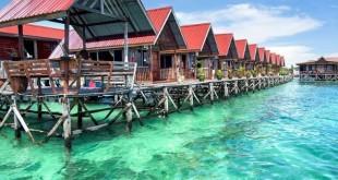 جزیره مابول مالزی Mabul Island بهشت عکاسان و غواصان