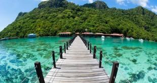 تعطیلات رویایی در جزیره تیومان مالزی