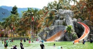 چشمه آبگرم سونگای کلا مالزی