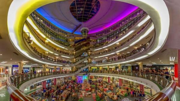 مرکز خرید کوالالامپور