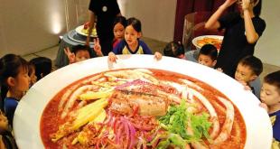 موزه غذاهای عجیب پنانگ در مالزی