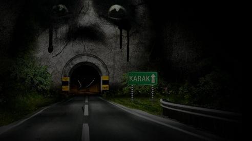 هیچ وقت به این جاده نفرین شده در مالزی نروید