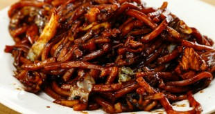 طرز تهیه یک غذای مالزیایی (هوکین می)