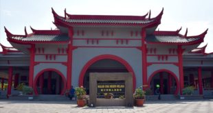 مسجد«چاینا» در مالزی، تبلور هنر معماری چینی