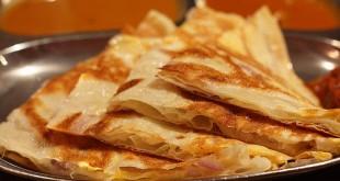 """""""روتی"""" نان هندی مالزیایی همه پسند را حتما امتحان کنید"""