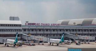 اجازه سنگاپور به مسافران برای عبور از فرودگاه چانگی