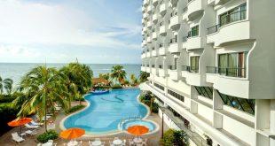 هتل ۴ ستاره فلامینگو در پنانگ مالزی