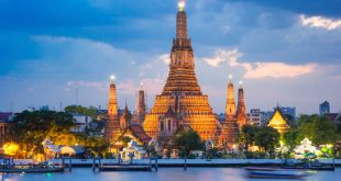 افزایش رشد گردشگری در تایلند