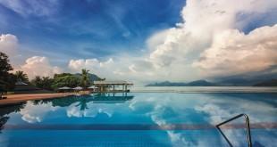 """آرامش در هتل ۵ ستاره """"وستین"""" Westin در ساحل غربی جزیره لنکاوی"""