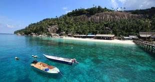 جزیره سیبو یک مخفیگاه کوچک و دلنشین در مالزی