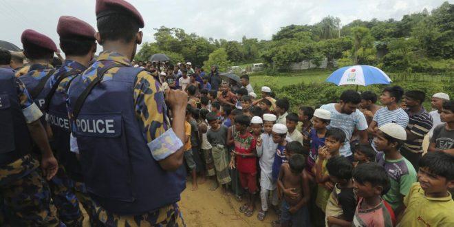 شکست طرح دوم بازگشت آوارگان روهینگیایی از بنگلادش به میانمار
