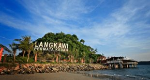 لنکاوی جزیره محبوب کشور مالزی