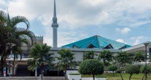 مسجد «نگارا»، نماد صلح و استقلال در مالزی