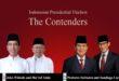رقابت تنگاتنگ «جوکوی و سوبیانتو» در انتخابات ریاست جمهوری اندونزی