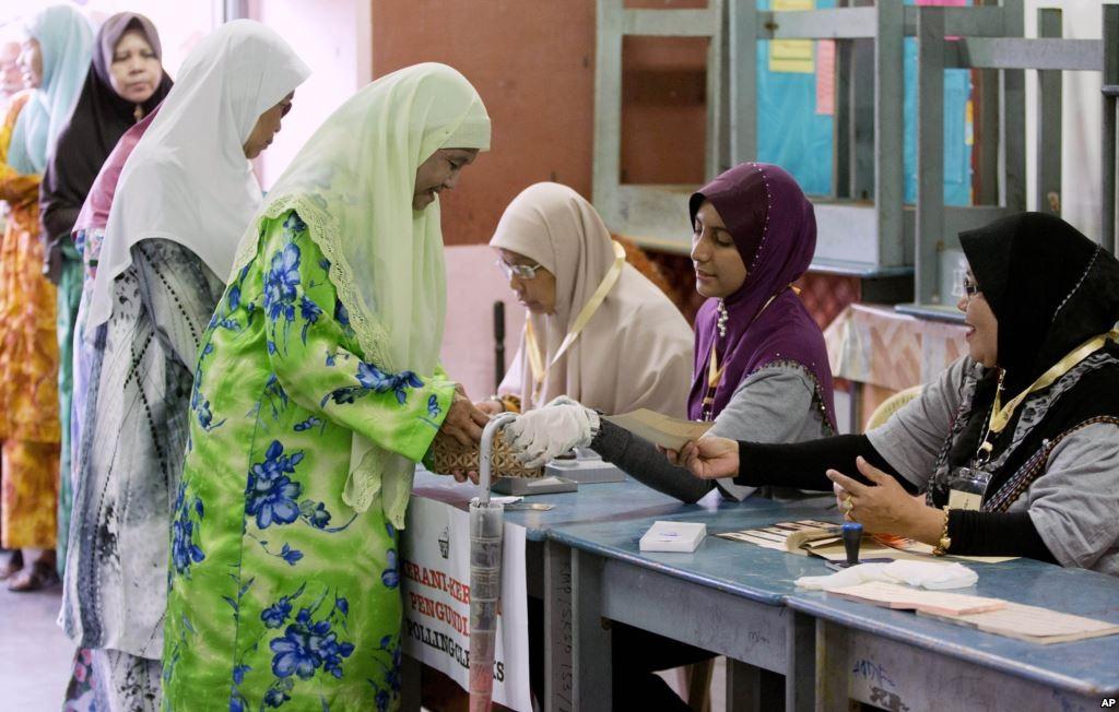 انتخابات مالزی