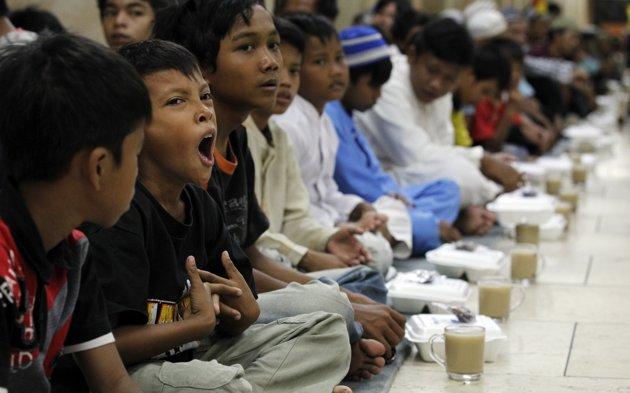 ماه رمضان مالزی