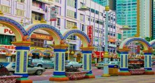 بریک فیلدز کوالالامپور، یکی از مناطق گردشگری مالزی