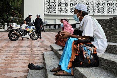 بازگشایی سرتاسری مساجد ایالت سلانگور مالزی از امروز