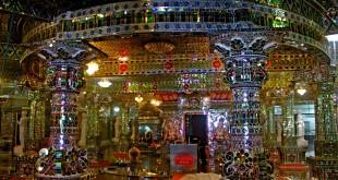 """"""" آرولمیگو سری را جاکالیامان"""" معبد شگفت انگیز مالزی"""