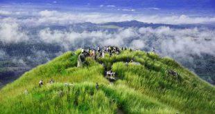 تپه های بروگا مالزی (معجزه طلوع و غروب خورشید)