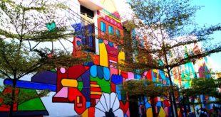 ملاکا رنگارنگ ترین شهر آسیای جنوب شرقی است