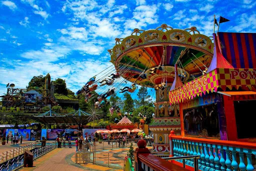 پارک تفریحی مالزی