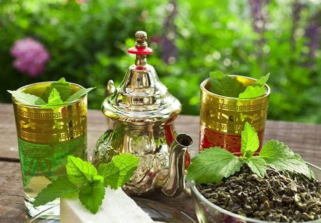 چای مراکش