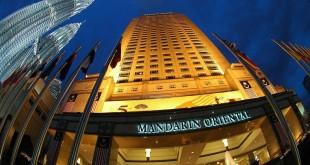 ماندارین یکی از لوکس ترین و مجلل ترین هتلهای مالزی