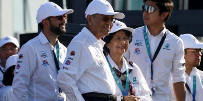 دکتر ماهاتیر محمد و چهار نماینده دیگر  موضوع  ابطال خودکارعضویت ازحزب  واخراج از حزب برساتو  را رد کردند.