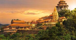 ایالت پنانگ مالزی در یک نگاه