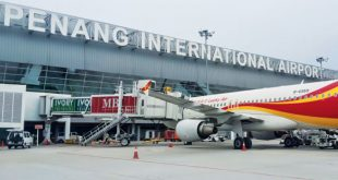 فرودگاه پنانگ، مالزی