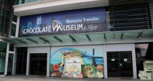 یک موزه خوشمزه: موزه شکلات مالزی