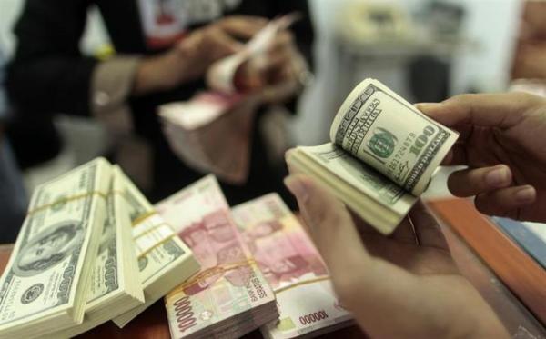 بهای رینگیت در برابر دلار آمریکا