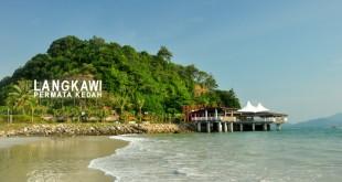 لنکاوی گوهر کداح، یکی از ۱۰ جزیره برتر در آسیا است