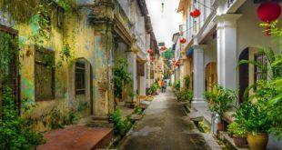 پراک مالزی، ایالتی با جاذبه های طبیعی برای گردشگران