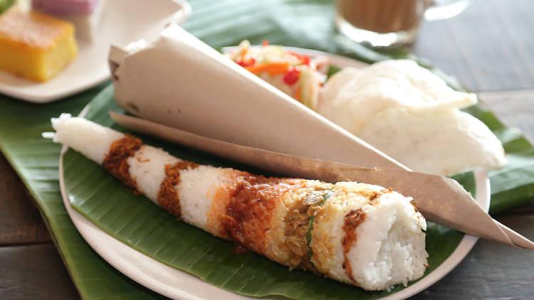 Nasi tumpang- ناسی تومپنگ