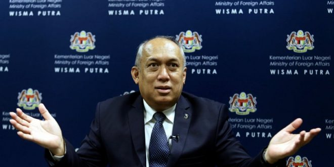 سفیر مالزی در ایران آخرین شرایط مالزیاییها مقیم ایران و فعالیت سفارت مالزی در ایران را تشریح کرد
