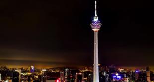 برج KL؛ تماشای پایتخت مالزی از ارتفاع ۴۲۱ متری