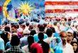 جمعیت مالزی ۳۲٫۷ میلیون نفر تخمین زده شده است