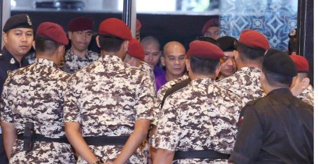 ۹ نفر شبه نظامی عامل حمله به ایالت «صباح» مالزی حکم اعدام گرفتند