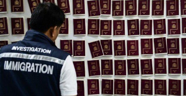 دستگیری شبکه جعل گذرنامه برای فروش به گروه تروریستی داعش در تایلند