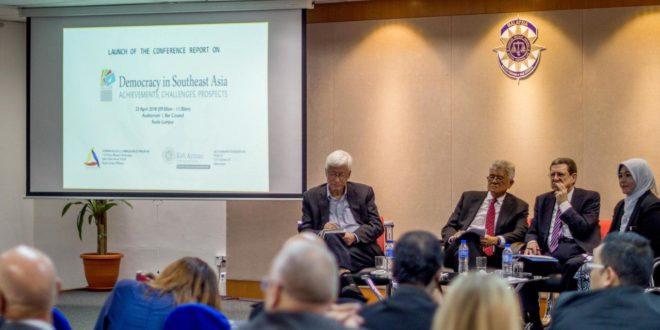 کشورهای جنوب شرق آسیا نیازمند توسعه دموکراسی هستند