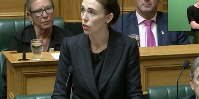 نخست وزیر نیوزیلند از ذکر نام مهاجم مساجد کشورش اجتناب کرد